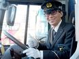 バスの運転手 ◎7割が未経験からのスタート!創業89年の安定企業です。3