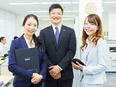 ミドル層の転職者が活躍中!入社3年目で年収1000万円も/営業3