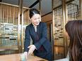 ホテルレストランのサービススタッフ│みなとみらいの完全会員制・ラグジュアリーホテルでの勤務です。2