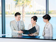 ラグジュアリーホテルのフロント │ みなとみらいの完全会員制・高級ホテルでの勤務です。未経験歓迎!3