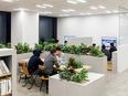 LINE本社で働くアシスタントスタッフ★クリエイティブな仕事に携わるチャンス◎直雇用化の実績多数◆3
