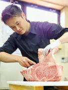 九州黒毛和牛焼肉店の店長候補(月8~10日休/月給27万円~/賞与年2回)★話題の肉磨きが学べます!1