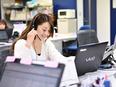 営業事務<年間休日130日以上・残業月平均10時間!未経験からでも月給25万円スタート!>2