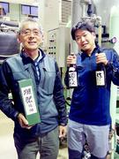 酒造設備の設計(日本酒や焼酎を造る機械を手がけます)1