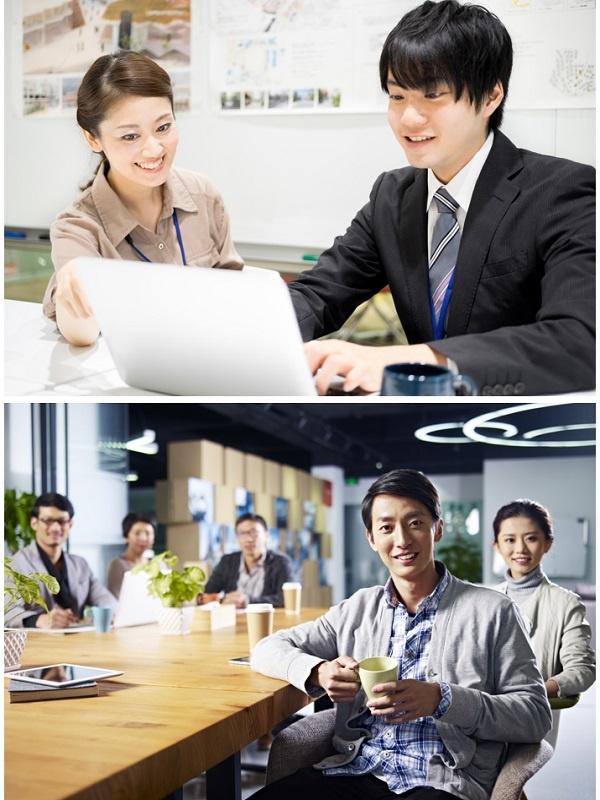 未経験からはじめる管理系事務職◎東証一部上場グループ/しっかり「教育体制」を整えています!イメージ1