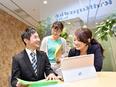 管理系事務職 ★面接1回!オフィスでの研修からスタート。ながく働ける会社でサポート業務から始めよう♪2