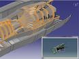 航空宇宙関連の電気系技術者2