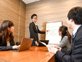 ITエンジニア ★定着率94%/平均残業月12H/年間休日130日以上!2