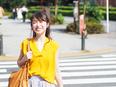 アパレルショップのフィールドサポーター★完全週休2日!残業少なめ!賞与年2回!即入社可能!3