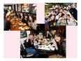 女性用ウィッグ展示会の販売アシスタント★土日休み・年間休日131日以上!30日間の連休あり3