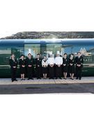 乗務クルー 美しい日本をホテルが走る「TWILIGHT EXPRESS 瑞風」で特別な旅のお手伝いを1