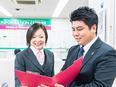 誠実な姿勢で資産活用のアドバイス。10人に1人が年収1000万円/営業3