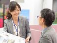 正社員デビュー歓迎!平均年収は819万円です。/営業3