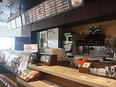 カフェの運営スタッフ ★チョコクロでおなじみの人気店!未経験大歓迎!2
