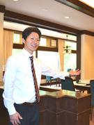 観光ホテルのサービススタッフ ★転職フェアに参加します!1