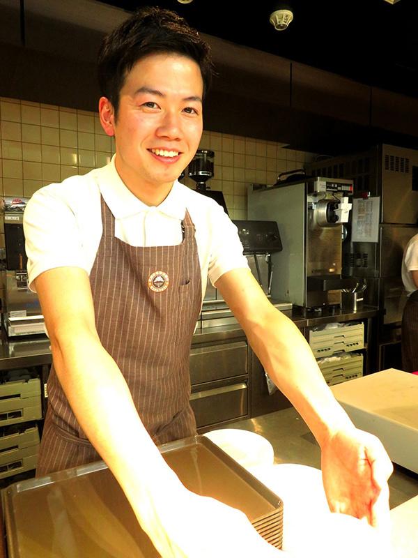 カフェの運営スタッフ ★チョコクロでおなじみの人気店!未経験大歓迎!イメージ1