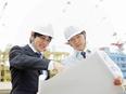 施工管理アシスタント|未経験ホントに大歓迎、手に職、初任平均月収27万円、土日祝休み、社員の評判上々2