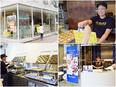 接客スタッフ ★『BAKE CHEESE TART』など焼きたてスイーツ専門店の募集/年休日123日3