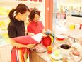 ル・クルーゼの販売スタッフ ■充実の研修で、もっと料理が好きになれる!2