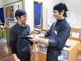 店長候補 ◎店長は月給38.5万円~/マネージャーは月給56万円~ ◎店舗異動なしの働き方も可能!3