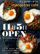 【NEWオープン!本格タイ料理のアジアンカフェ】マネージャー★月給30万円~/完全週休2日1