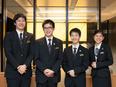 フロントスタッフ ★北海道から沖縄まで、ビジネス、シティ、リゾートホテルでの勤務★2