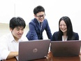 ITインフラエンジニア ◎残業月10時間程度/教育制度充実/受託案件9割/上流工程も目指せる!2