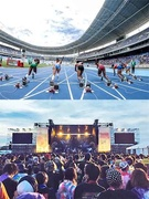 イベント設営ディレクター ★有名フェスやスポーツ大会の舞台裏に携わります!1