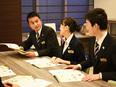 ホテル支配人(副支配人とペア) ★4年間で報酬4650万円以上+報奨金!2