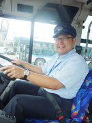 バスの運転士│有休取得率80%/普通免許だけでOK/賞与年2回 ◎最長70歳まで勤務可!1