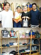 商品企画<バッグ・帽子など服飾雑貨を扱います> ★創業103年の安定企業/有名ブランドとの取引多数1