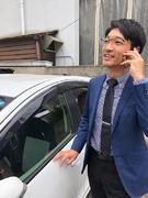 営業 ★休日も自由に使える社用車を1人1台支給!月給25万円スタート!1