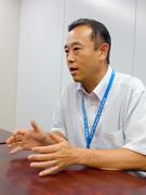 生駒市のICT推進担当(ICTを用いた庁内の業務改革、まちづくりの企画立案を担当)1