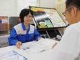 サービススタッフ(ガス機器の定期診断やリフォームを既存のお客様へご案内/未経験歓迎!教育制度充実)3