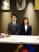ホテルのフロントスタッフ 12月新店舗オープン★ オープニングメンバーを含め20名以上を積極採用1