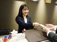 ホテルのフロントスタッフ 12月新店舗オープン★ オープニングメンバーを含め20名以上を積極採用2