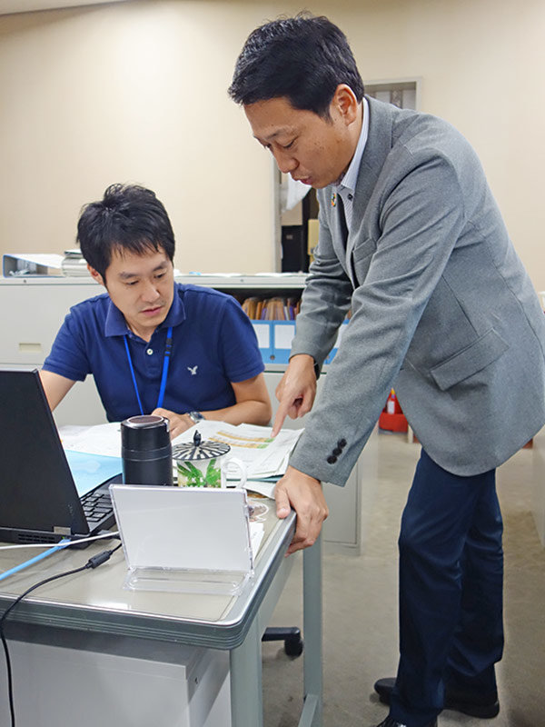 奈良県生駒市のPR担当(首都圏にて市の情報発信やIターンを促進する営業活動を実施)イメージ1