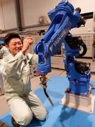 AI化が進む産業用ロボットエンジニア★未経験者9割!年休117日以上|賞与年2回|福利厚生・研修充実1