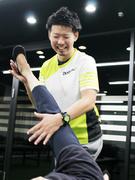 『Dr.stretch』のトレーナー★スポーツに関わり続けられる仕事★未経験歓迎!★完全週休2日制1