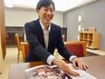 『ロイヤルパインズホテル浦和』のセールス ◎既存の取引先を担当2