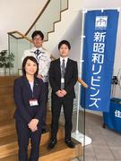 千葉で働くマンション管理★賞与年3回(昨年度実績4.5ヶ月分)★転勤なし1