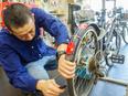自転車店の店舗スタッフ(基本残業なし)※1~2月は実働1日6時間!2