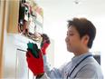 電気や水回りを修理するサービススタッフ ◎未経験歓迎 定着率90% 研修充実 資格取得支援あり!2
