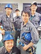 東京ドームシティの設備管理スタッフ(賞与年2回/昇給年1回)1