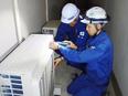 空調設備のメンテナンススタッフ◎充実の支援で多数の国家資格を取得可能!◎福利厚生充実◎出張・転勤なし2