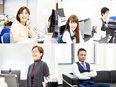 人材派遣の営業(物流業界を中心に、人と企業をつなぐお仕事です。)◎年間休日120日3