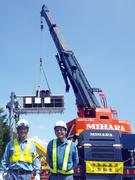 施工管理(高速道路等に設置される情報表示板などのインフラ設備工事)☆年休126日1