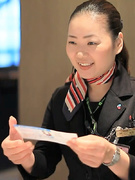 関西国際空港のラウンジスタッフ(ビジネスクラス以上の方専用ラウンジ/日常的に英語を使います)1