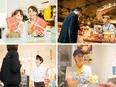 販売スタッフ ★『東京ミルクチーズ工場』『ザ・メープルマニア』/昨年賞与6ヶ月/東証一部上場グループ2