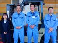 港湾作業スタッフ|輸入した穀物を港へ荷揚げする仕事など2